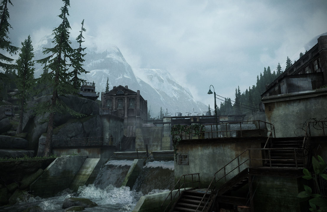 the last of us adelle bueno environment artist