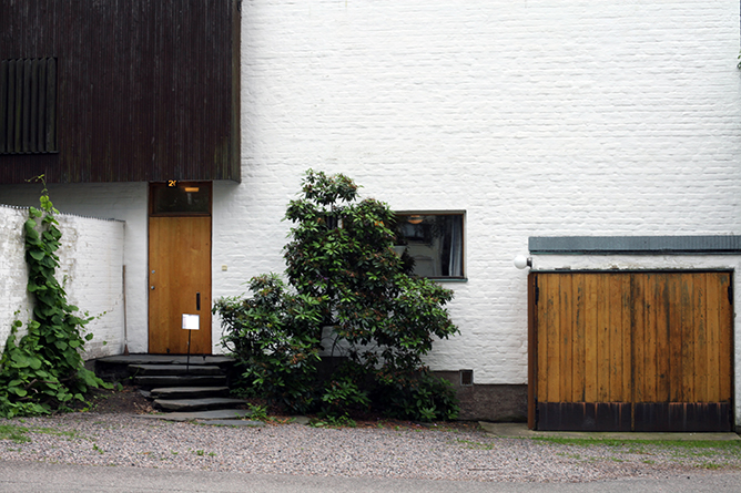 Alvar aalto house and office architectureinhelsinki for The aalto house