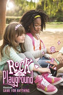 Коллекция Reebok Kids - спортивные дети